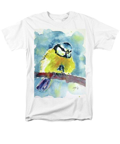 Bird Men's T-Shirt  (Regular Fit) by Kovacs Anna Brigitta