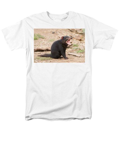 Tasmanian Devil Men's T-Shirt  (Regular Fit) by Craig Dingle