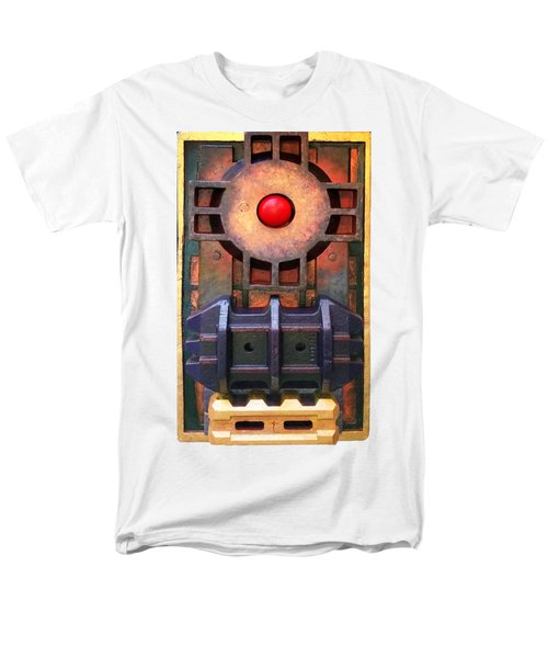 Men's T-Shirt  (Regular Fit) featuring the painting . by James Lanigan Thompson MFA