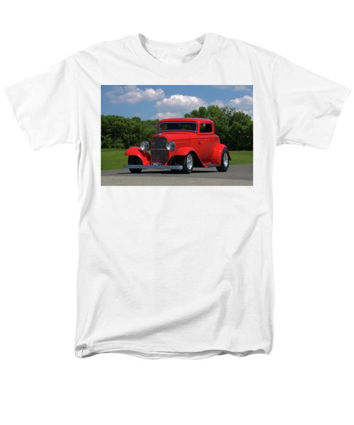 1932 Ford Coupe Hot Rod Men's T-Shirt  (Regular Fit) by Tim McCullough