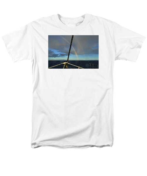 Men's T-Shirt  (Regular Fit) featuring the photograph A Beautiful Day by James McAdams