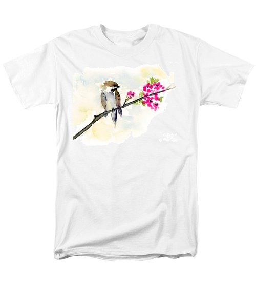 A Little Bother Men's T-Shirt  (Regular Fit) by Amy Kirkpatrick