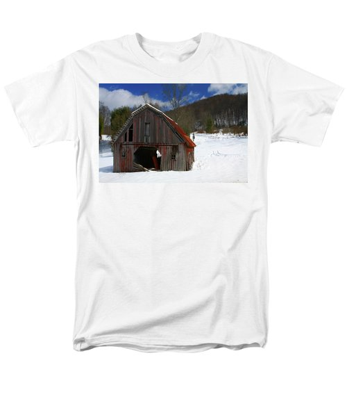 A Little Rust Men's T-Shirt  (Regular Fit) by Dale R Carlson