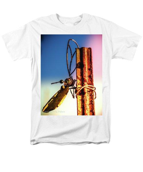 A Little Rusty Men's T-Shirt  (Regular Fit)
