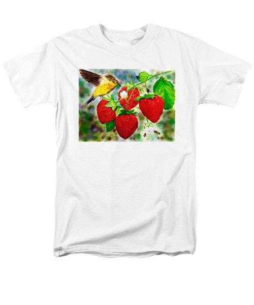 A Midsummer Daydream Men's T-Shirt  (Regular Fit) by Asha Aravind