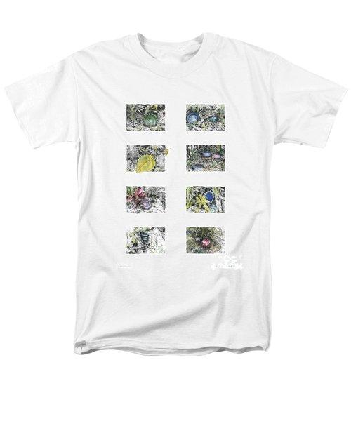 A Potters Garden Men's T-Shirt  (Regular Fit)