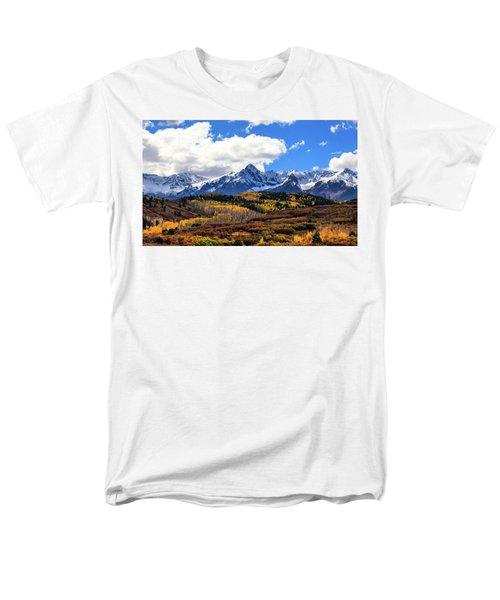 A Vision Splendor Men's T-Shirt  (Regular Fit)