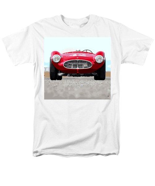 Ac Cobra Men's T-Shirt  (Regular Fit) by Gary Grayson