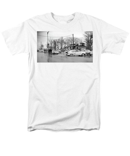 Accident 1 Men's T-Shirt  (Regular Fit) by Paul Seymour