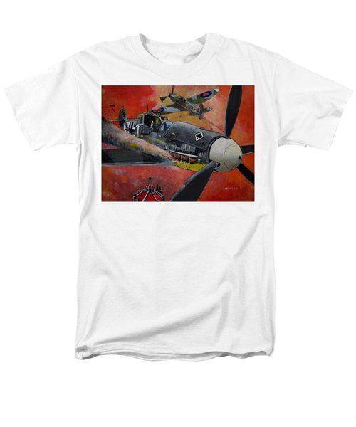 Ace Of Spades Men's T-Shirt  (Regular Fit) by Ray Agius