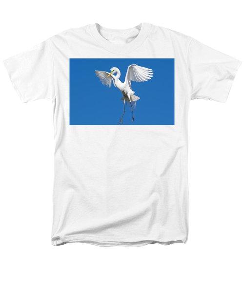 Aerial Ballet Men's T-Shirt  (Regular Fit) by Kenneth Albin