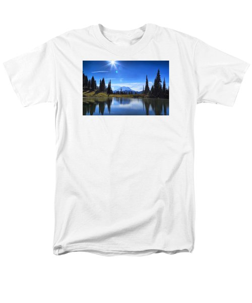 Men's T-Shirt  (Regular Fit) featuring the photograph Afternoon Delight 2 by Lynn Hopwood