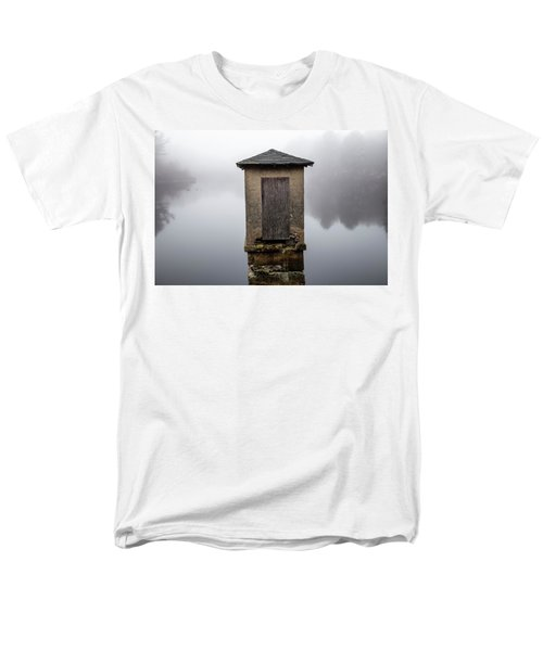 Men's T-Shirt  (Regular Fit) featuring the photograph Against The Fog by Karol Livote