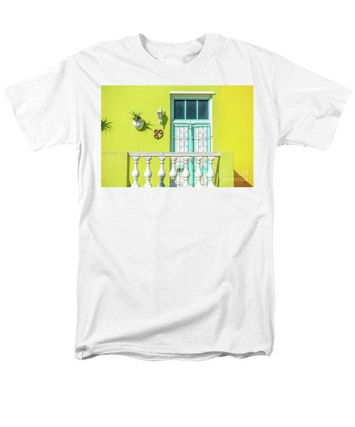 Al You Can Paint Men's T-Shirt  (Regular Fit) by Juergen Klust