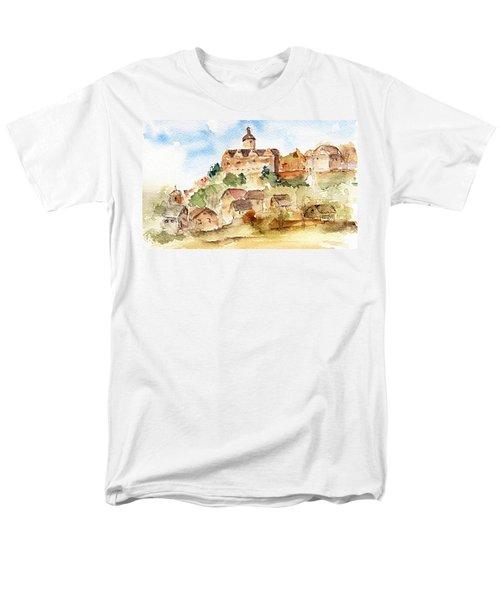 Alice's Castle Men's T-Shirt  (Regular Fit) by Anne Duke