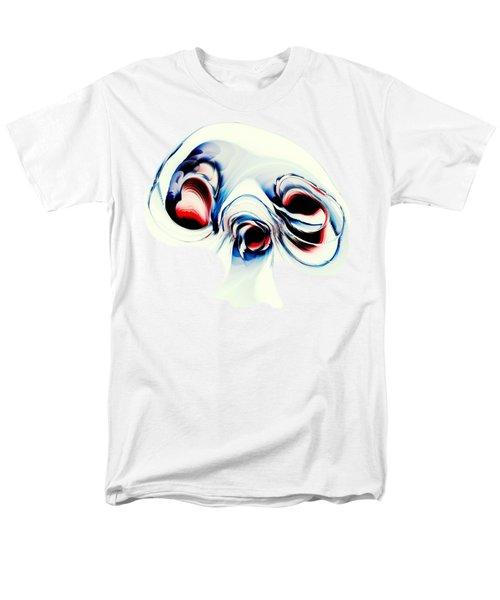 Alien Puppy Men's T-Shirt  (Regular Fit) by Anastasiya Malakhova