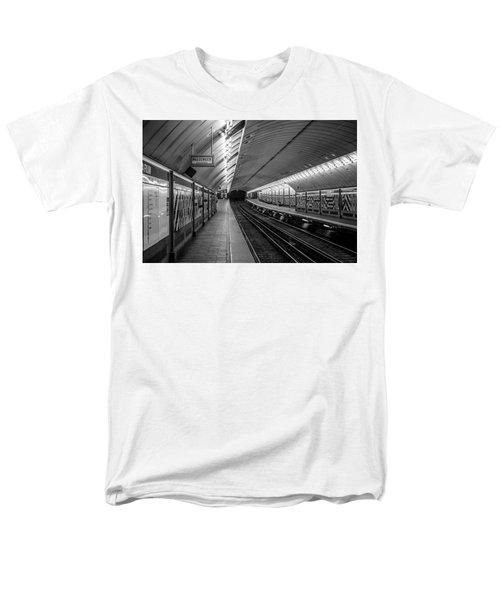 Men's T-Shirt  (Regular Fit) featuring the photograph All Aboard by Jason Moynihan