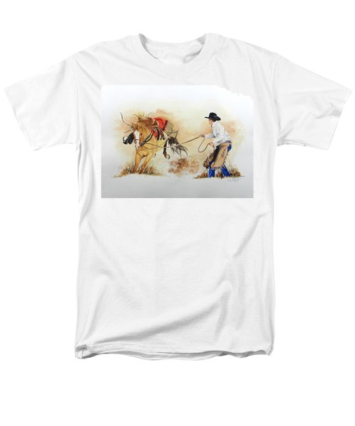 Almost Ready Men's T-Shirt  (Regular Fit) by Jimmy Smith