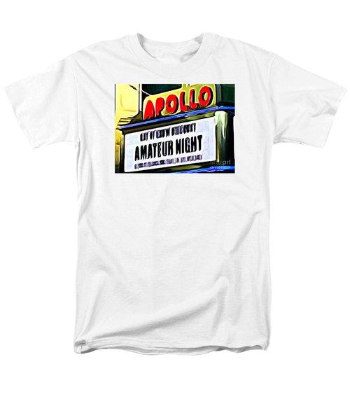 Amateur Night Men's T-Shirt  (Regular Fit) by Ed Weidman