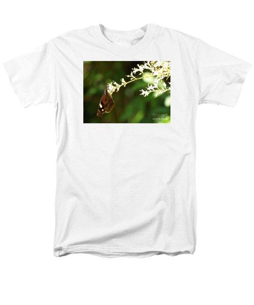 American Snout Men's T-Shirt  (Regular Fit) by Audrey Van Tassell