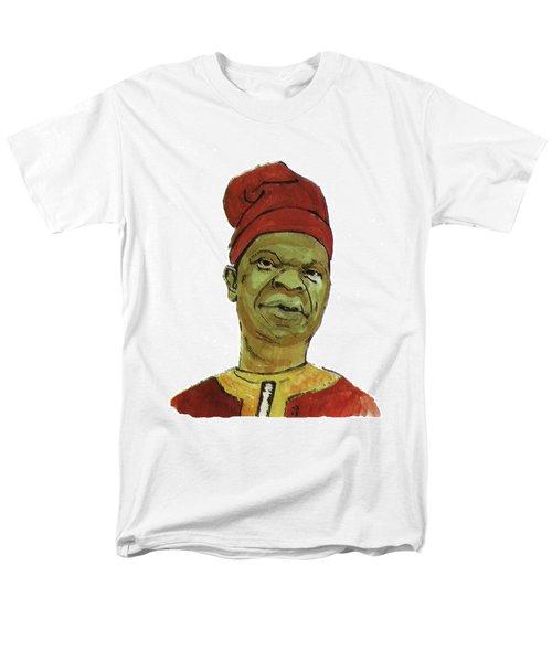 Amos Tutuola Men's T-Shirt  (Regular Fit) by Emmanuel Baliyanga