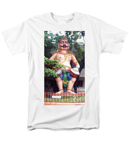 Men's T-Shirt  (Regular Fit) featuring the photograph Ancient Security by Ragunath Venkatraman
