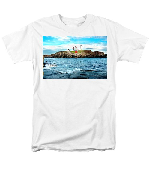 And Yet Another Men's T-Shirt  (Regular Fit) by Greg Fortier