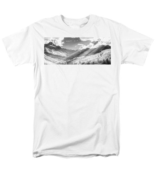 Men's T-Shirt  (Regular Fit) featuring the photograph And You Feel The Scene by Jon Glaser