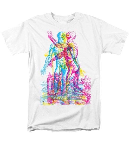 Andreae Skeleton  Men's T-Shirt  (Regular Fit)
