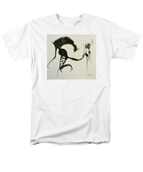 Men's T-Shirt  (Regular Fit) featuring the painting Animalia I by Mary Sullivan
