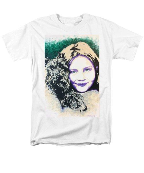 Anita Men's T-Shirt  (Regular Fit) by Victor Minca