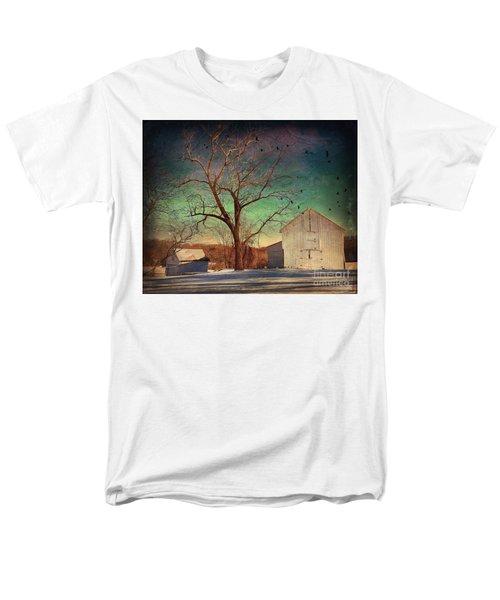 Another Winter Day  Men's T-Shirt  (Regular Fit)