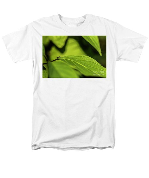 Men's T-Shirt  (Regular Fit) featuring the photograph Ant Life by JT Lewis