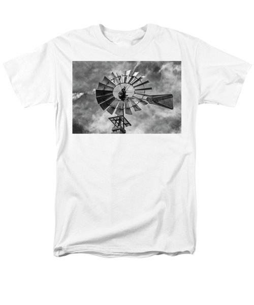Men's T-Shirt  (Regular Fit) featuring the photograph Anticipation by Stephen Stookey