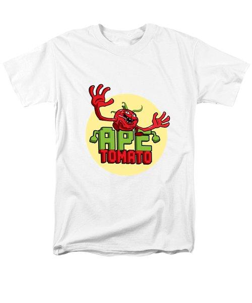 Ape Tomato Men's T-Shirt  (Regular Fit)