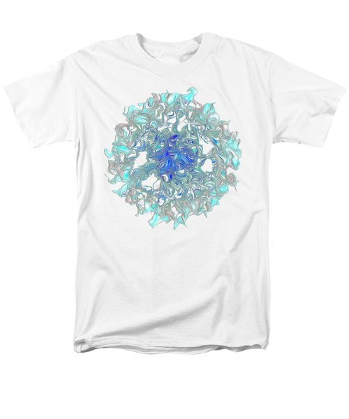 Aqua Art By Kaye Menner Men's T-Shirt  (Regular Fit) by Kaye Menner