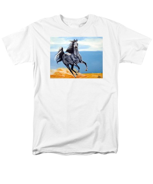 Arabian Dreams Men's T-Shirt  (Regular Fit) by Cheryl Poland