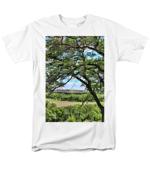 Arbor Vista Men's T-Shirt  (Regular Fit) by Sylvia Thornton