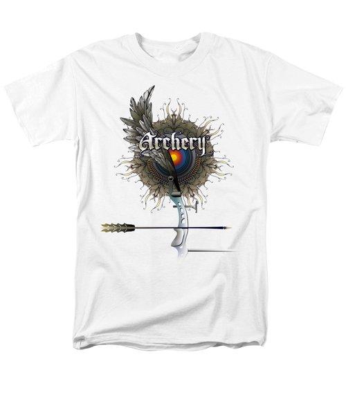Archery Bow Wing Men's T-Shirt  (Regular Fit)