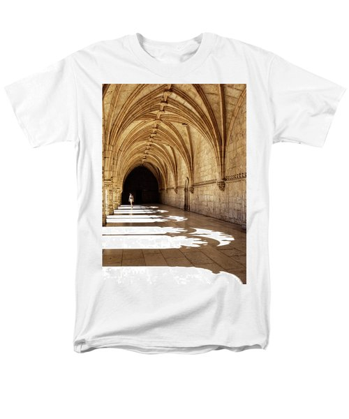 Arches Of Jeronimos Men's T-Shirt  (Regular Fit)