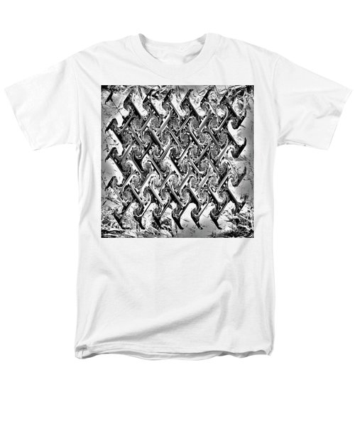 Are There Diamonds In Your Mine Men's T-Shirt  (Regular Fit) by Danica Radman
