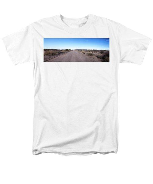 Arizona Desert Men's T-Shirt  (Regular Fit) by Edward Peterson