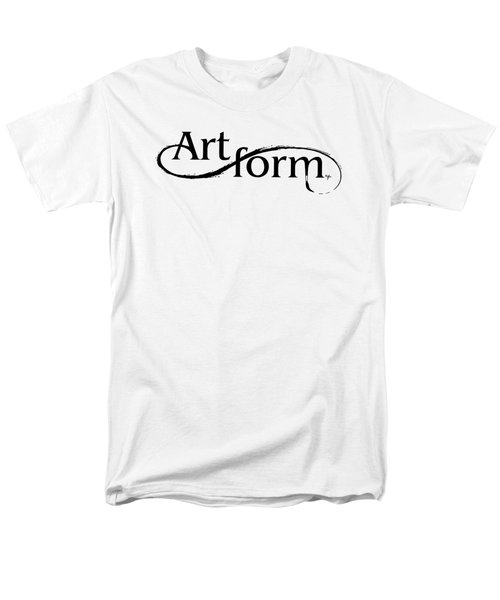 Men's T-Shirt  (Regular Fit) featuring the drawing Artform by Arthur Fix