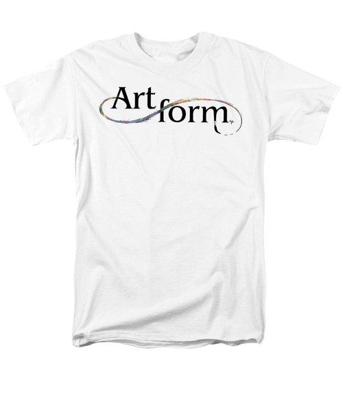 Men's T-Shirt  (Regular Fit) featuring the drawing Artform02 by Arthur Fix