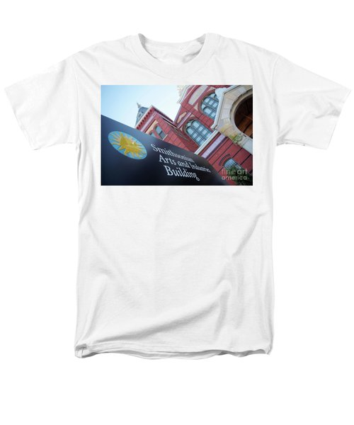 Arts And Industry Museum  Men's T-Shirt  (Regular Fit) by John S
