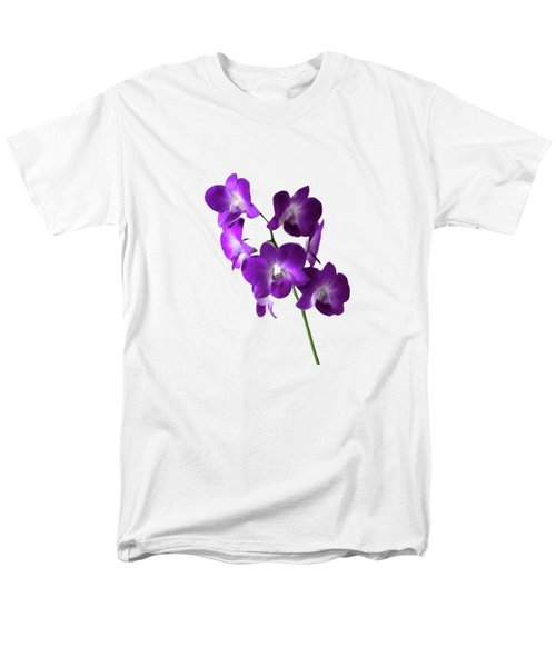 Floral Men's T-Shirt  (Regular Fit) by Tom Prendergast