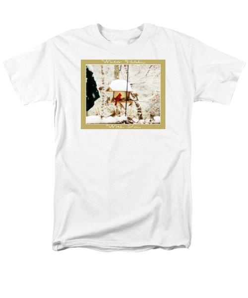 Winter Holiday Men's T-Shirt  (Regular Fit)