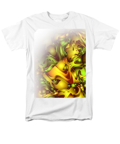 The Sweet Fantasy Men's T-Shirt  (Regular Fit) by Moustafa Al Hatter