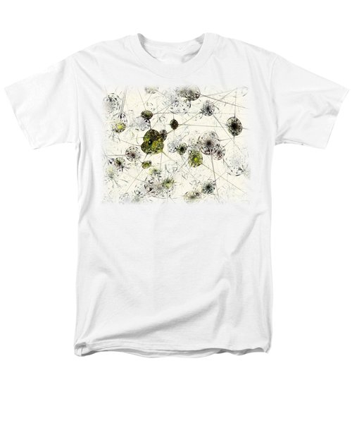 Neural Network Men's T-Shirt  (Regular Fit) by Anastasiya Malakhova