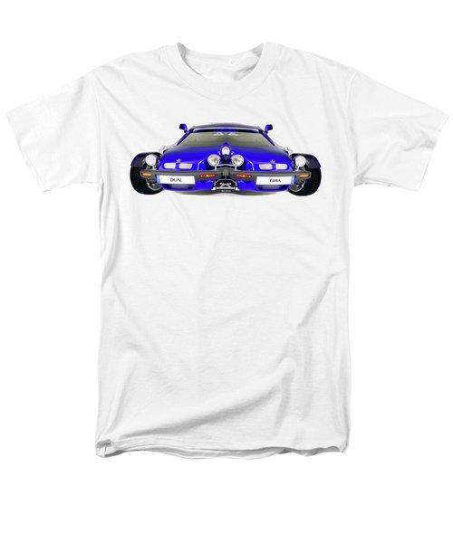 Dual Ghia Men's T-Shirt  (Regular Fit) by Rafael Salazar
